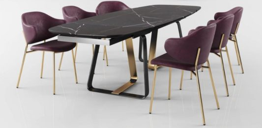 Раздвижной стол Sunshine CS4128-S 200 фото 6