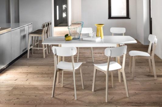 Раздвижной стол Cream Table фото 6