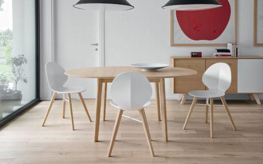Раздвижной стол Cream Table CS4063-D 120 фото 5