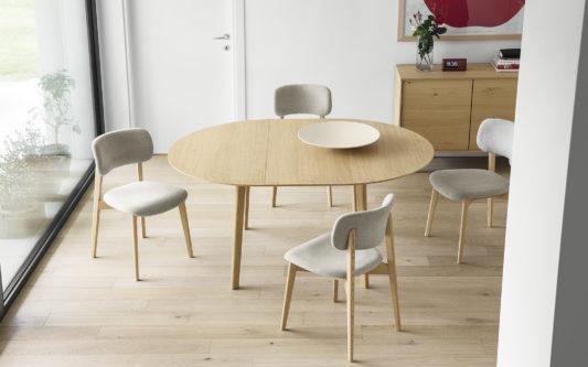 Раздвижной стол Cream Table CS4063-D 120 фото 4