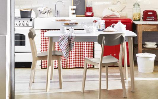 Раздвижной стол Cream Table фото 8