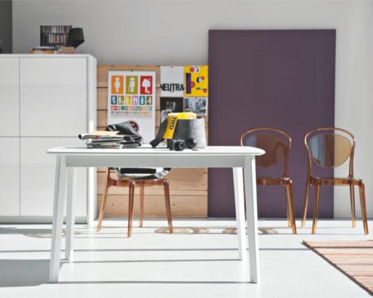 Раздвижной стол Cream Table фото 7