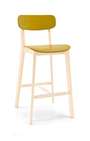 Полубарный стул Cream фото 2