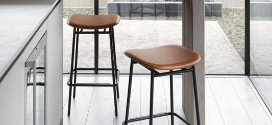 Полубарный стул Fifties CS2006 фото 4