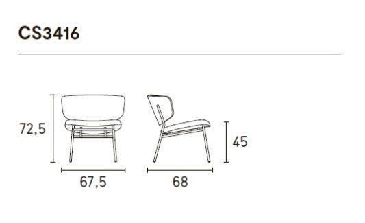 Кресло Fifties фото 10