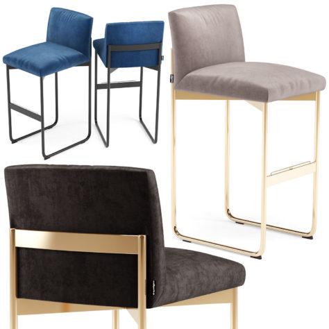 Полубарный стул Gala фото 4