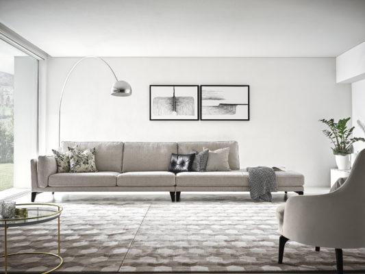 Модульный диван Queens фото 3