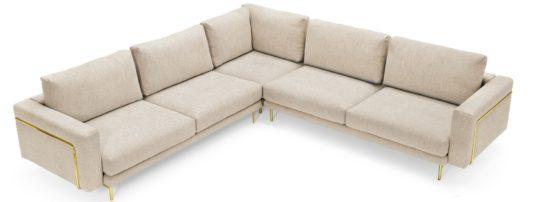 Модульный диван Rod фото 1