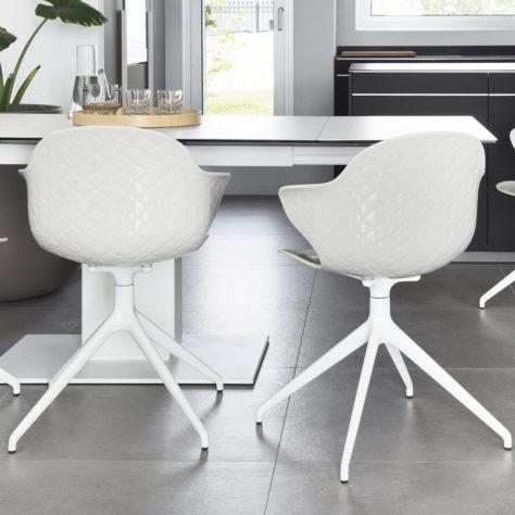 Вращающийся стул Saint Tropez фото 2